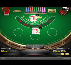 Gioca a Blackjack Surrender su Casino.com Italia